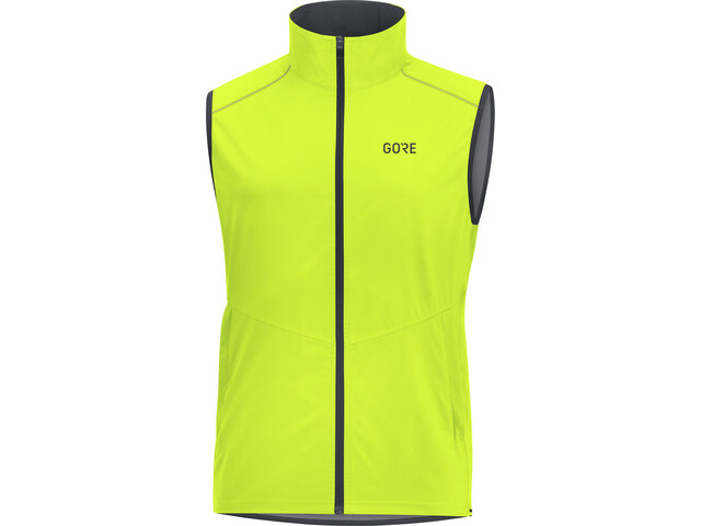 GORE WEAR R3 Windstopper Veste Homme, neon yellow